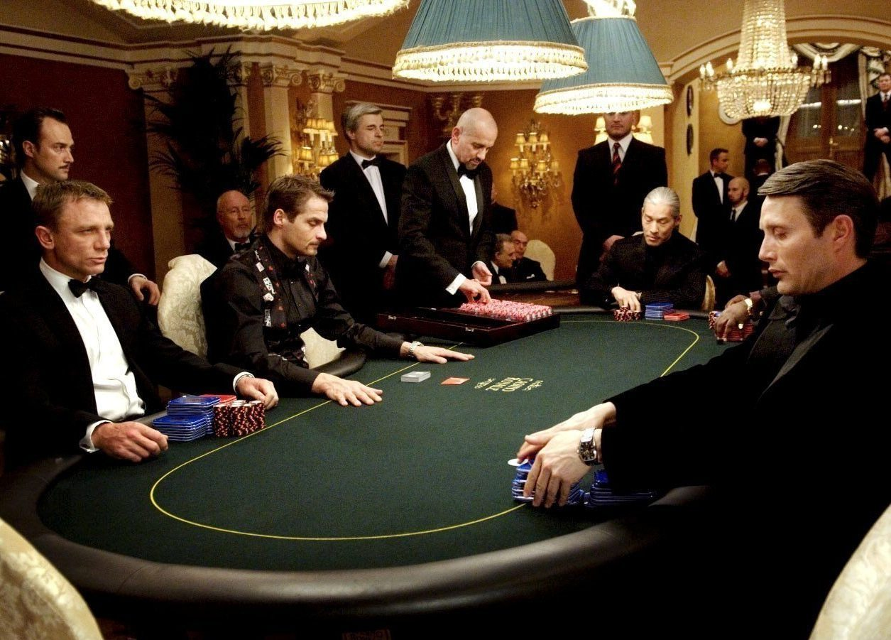 How Much Should You Buy in for at the Texas Hold'em Tables?
